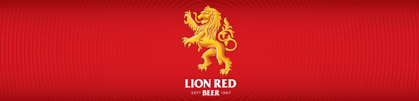 Lion Red Banner