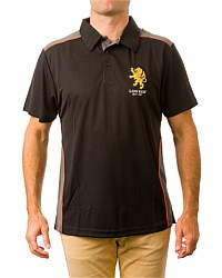 Lion Red Drifit Polo