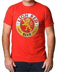 Lion Red Lion Tee