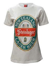 Steinlager WE BELIEVE Tee - Womens