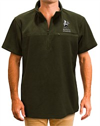 Willie the Waiter Fleece Polo
