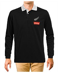 Steinlager Long Sleeve Rugby Jersey