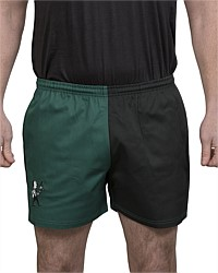 Waikato Draught Retro Harlequin Rugby Shorts