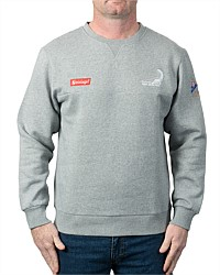 Steinlager ETNZ Grey Sweater